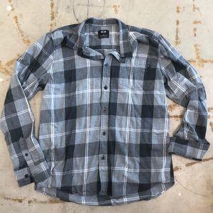 Oakley Long Sleeve Flannel